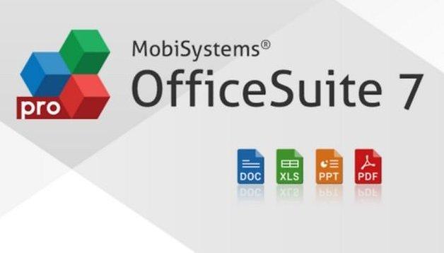 Office Suite Pro 7 + (PDF&HD) - Mehr Funktionsumfang als Gratis-Apps?