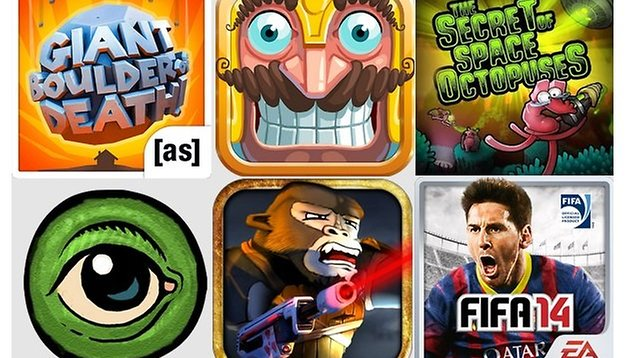 New Games in Google Play! Sheep, Apes, Octopi and more