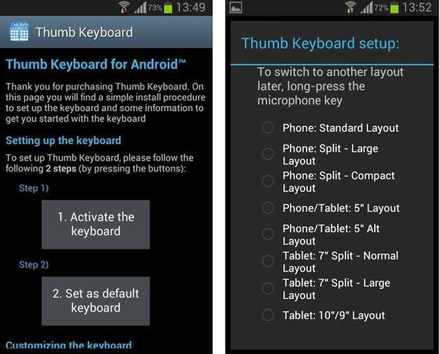 thumb keyboard screenshot1