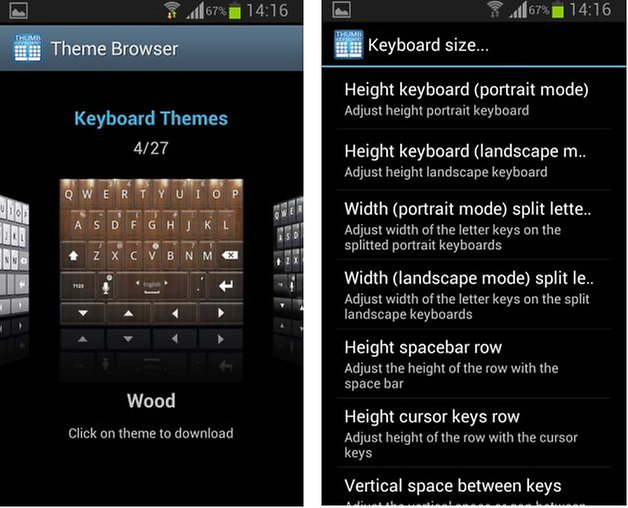 thumb keyboard screenshot3