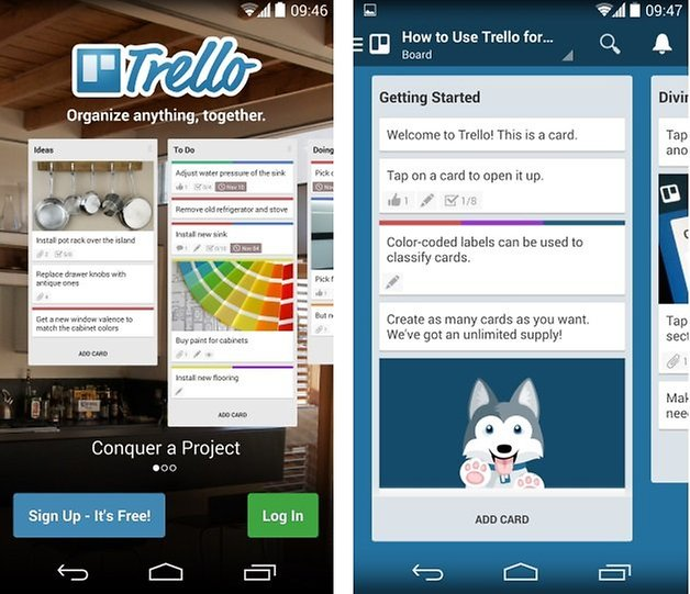 trello screenshot1