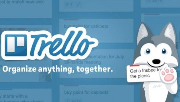 Trello - Organize Anything: Projekt-Manager im schicken Karten-Design