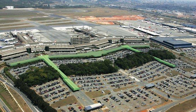 Governo promete aumento da cobertura 3G e 4G em aeroportos e estádios