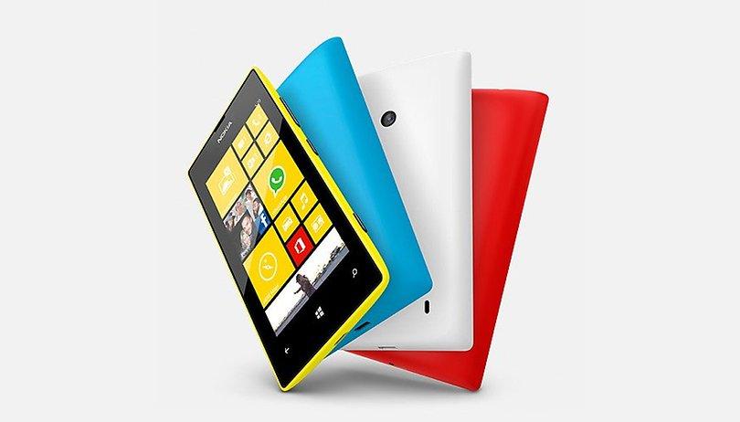 Nokia Lumia 520 é o Windows Phone mais popular