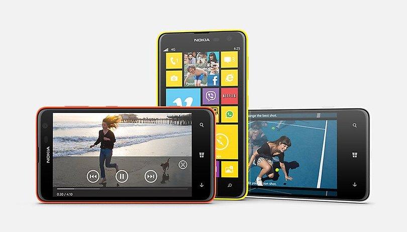 Nokia Lumia 625 no Brasil por R$ 1.049,00