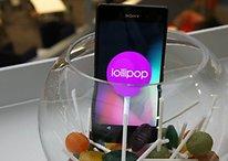 Sony libera código-fonte do Lollipop para os Xperia Z1, Z2 e Z3
