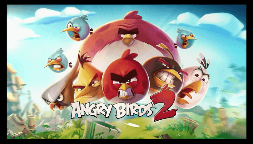 Angry Birds 2 chegou à Play Store!