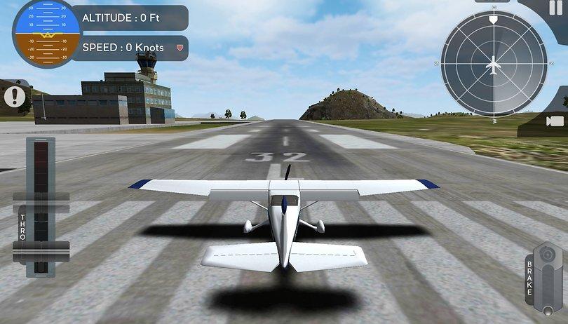 Avion Flight Simulator: talvez o melhor simulador de voo para Android!