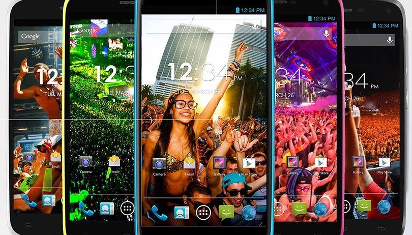 BLU chega ao Brasil com Android stock