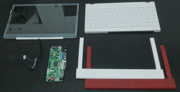 casetop internal parts