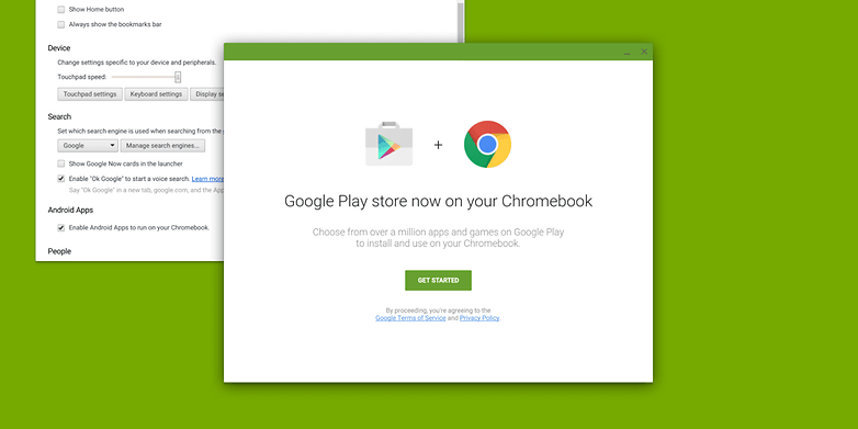 chromeos playstore