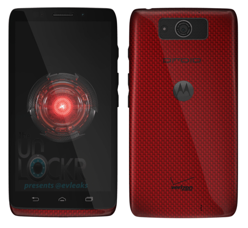 droid red