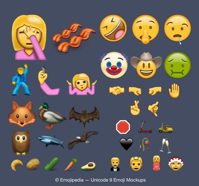 emoji 2016