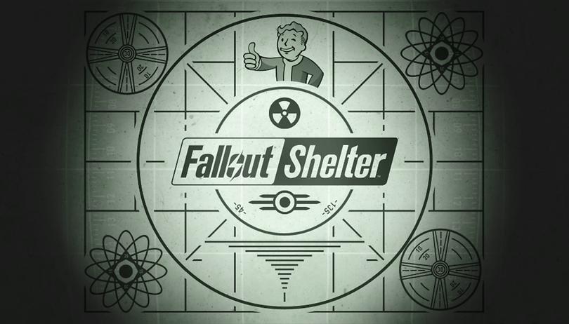 Fallout Shelter chega à Play Store