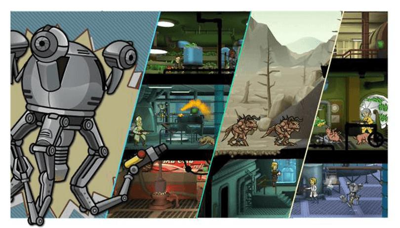 Fallout Shelter chega ao Android dia 13 de agosto