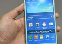 Samsung Galaxy Note 3 Neo Mint Green