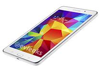 Vazam fotos e specs do Galaxy Tab 4