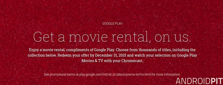 get a movie rental