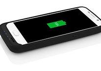 Capa adiciona cartão microSD e bateria ao Galaxy S6/Edge