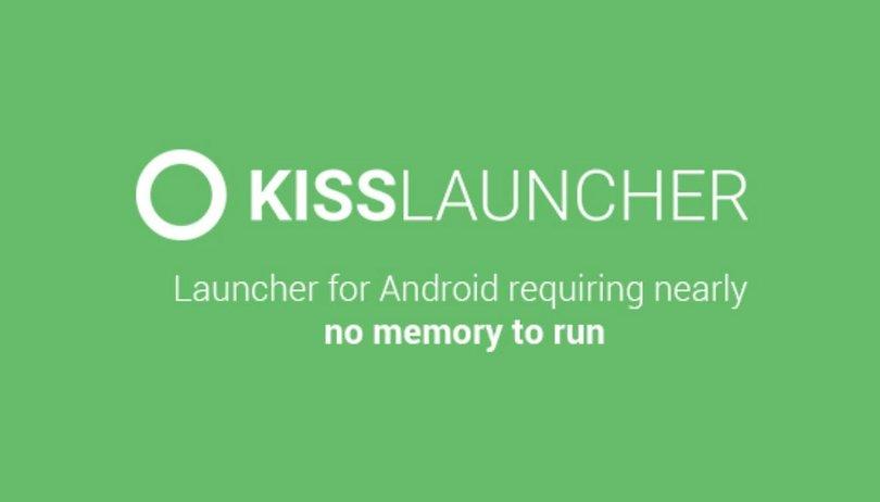 KISS, um launcher simples e estúpido