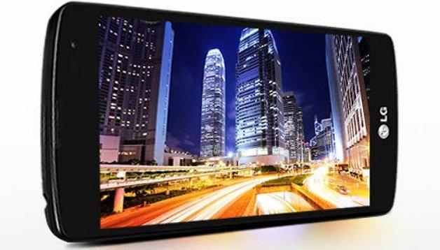 LG apresenta o F60, um LTE barato