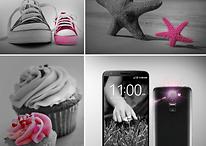 LG mostra imagens e uma data para o G2 Mini