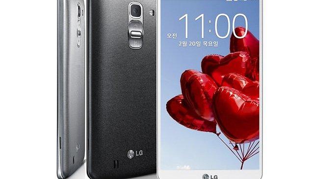 El LG G Pro 2 es oficial y se confirma el LG G2 Mini [ACTUALIZADO]