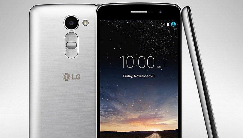 LG Ray anunciado: o intermediário de 5,5 polegadas pode ser o último lançamento do ano da LG