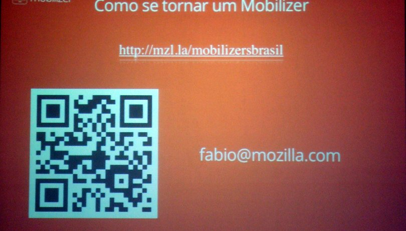 Campus Party Recife: Firefox OS