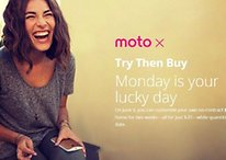 "Moto X 64 GB announced with ""try before you buy"""