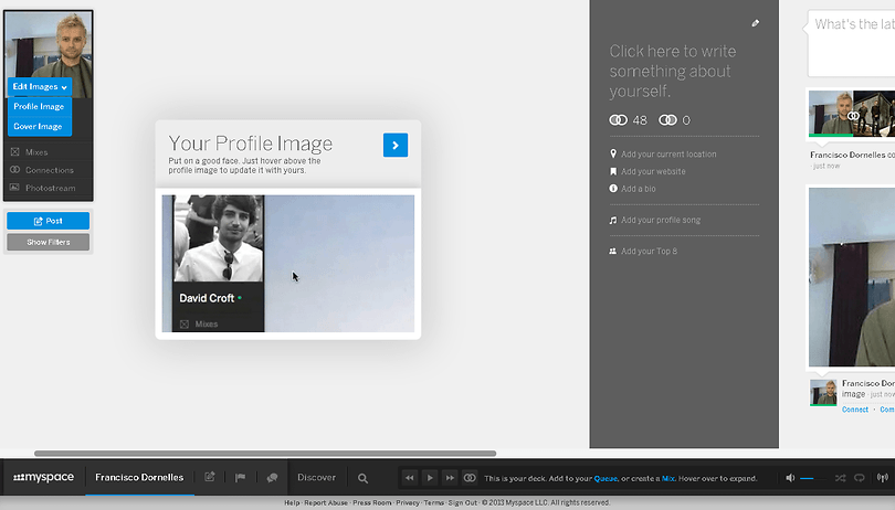 Myspace chega ao Android