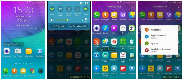 note4 androidm henklbr