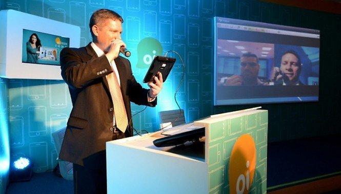 4G no Brasil disponível pela Oi