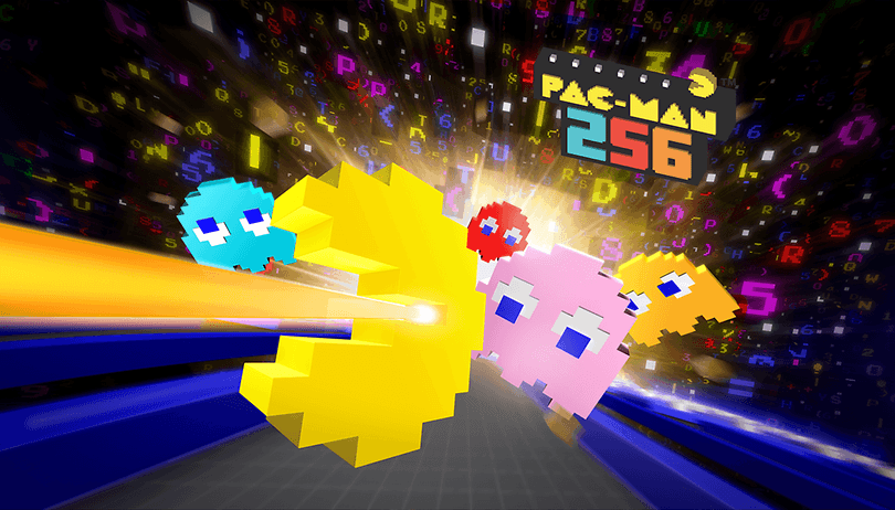 PAC-MAN 256 - Endless Maze chega à Play Store