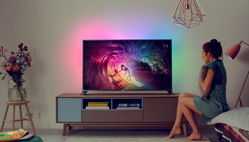 Android na sua TV Philips