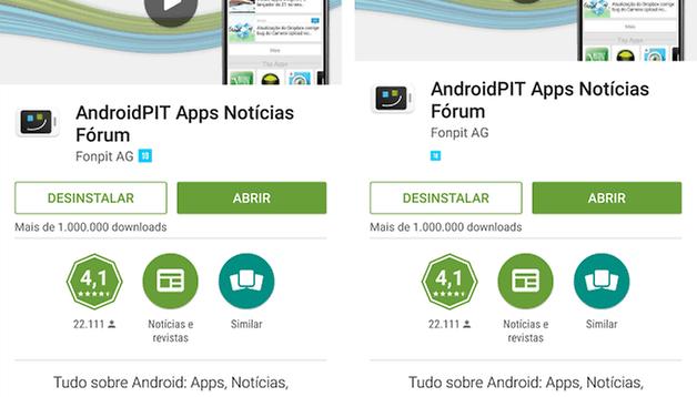 Play Store ganha atualização e Hangout novas animações [APK]