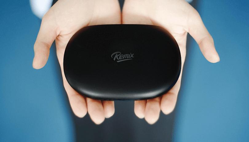Remix Mini: um PC com Android de 20 dólares