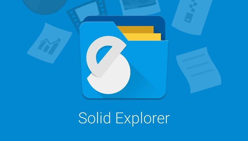 Conheça o Solid Explorer, um gerenciador de arquivos e nuvem com Material Design