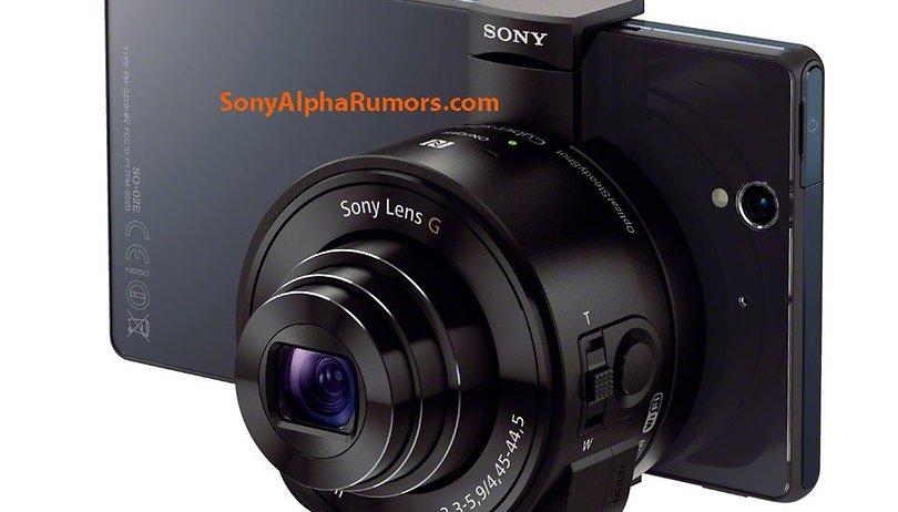 Sony lançará câmeras para smartphones