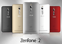 Zenfone 2 with 4 GB of RAM: Asus goes where no manufacturer has gone before [updated: hands-on video]