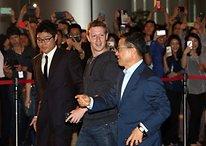 Samsung não quer fazer um telefone Facebook