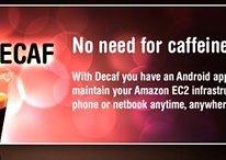 Decaf – Mobiles Infrastrukturmanagement für Amazon EC2