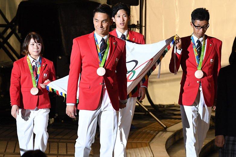 2016 09 21 flag Tokyo 1