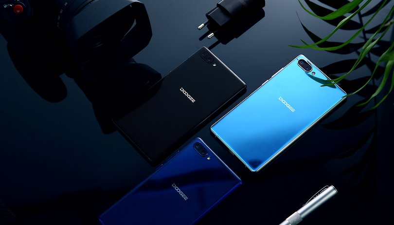 The bezel-less Doogee Mix is finally here with great specs at a low price