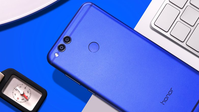 Lifestyle Honor 7X Blue