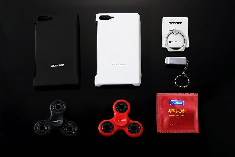 doogee mix accessories