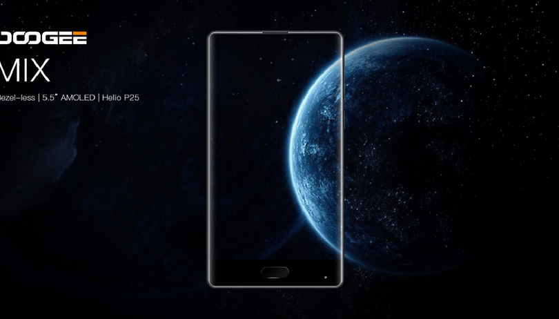Register to pre-order a DOOGEE Mix today and you might get it for just $9.90