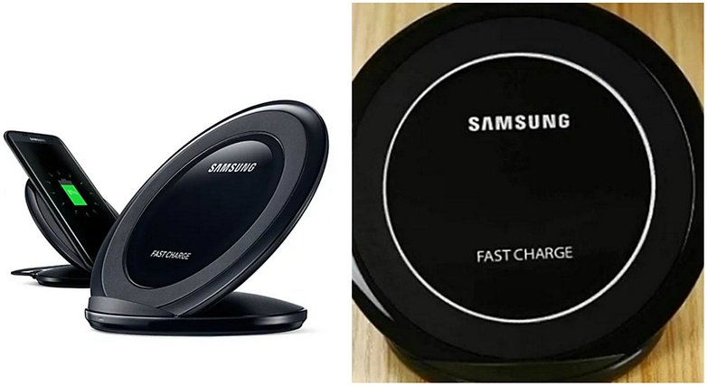 sleads fast charging samsung wireless charging stand