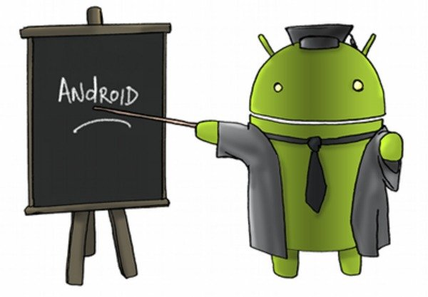 training prof android