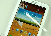 Galaxy Note 8.0 Wi-Fi Android KitKat update commences